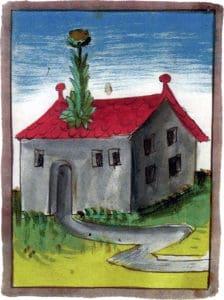 dachwurz